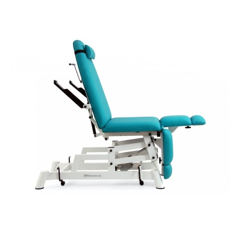 fauteuil lectrique de podologie avec hauteur r glable et. Black Bedroom Furniture Sets. Home Design Ideas