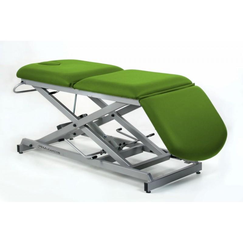 table hydraulique type fauteuil avec mont e verticale sans d placement lat ral bouchon facial. Black Bedroom Furniture Sets. Home Design Ideas