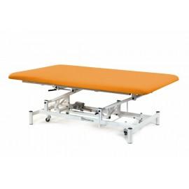 TABLE ÉLECTRIQUE TYPE BOBATH DE 1 PANNEAUX AVEC ROULETTES RÉTRACTABLES 190 x 100