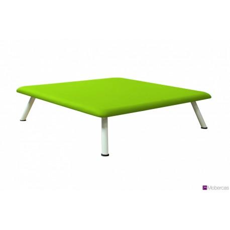TABLE TYPE BOBATH 1 PLAN À HAUTEUR FIXE AVEC 4 PIEDS EXTÉRIEURS